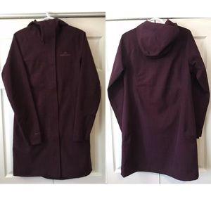 Kathmandu Piedra Long Waterproof Softshell Jacket